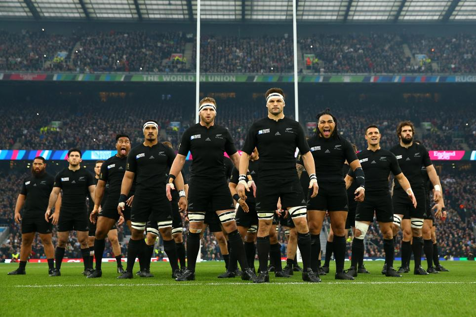 All Blacks Name Team For Opening Round Of Rugby